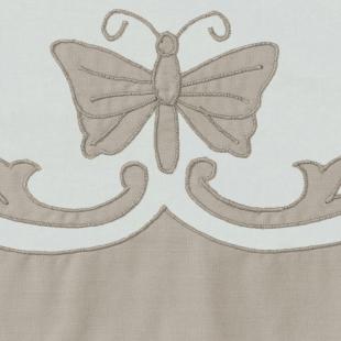 Butterfly & Scroll