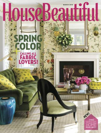 House Beautiful - March 2018