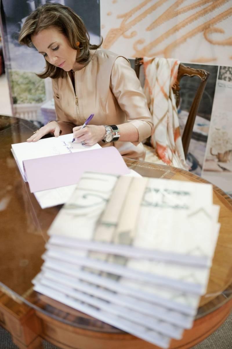 Lexington Book Signing @ LV Harkness