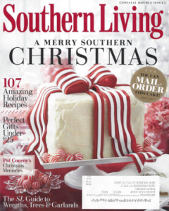 Southern Living December 2014