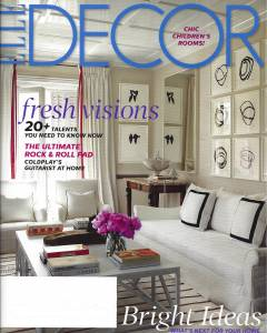 Elle Decor May 2014