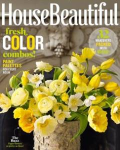 House Beautiful January 2015