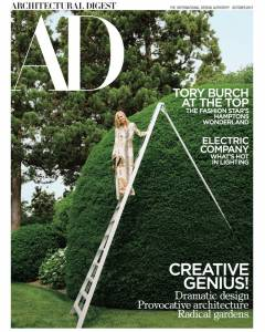 Architectural Digest - September 2017