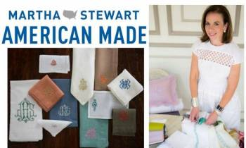 Martha Stewart American Made Award