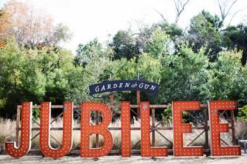 Garden & Gun Jubilee