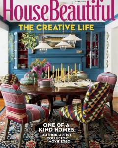 House Beautiful - April 2018