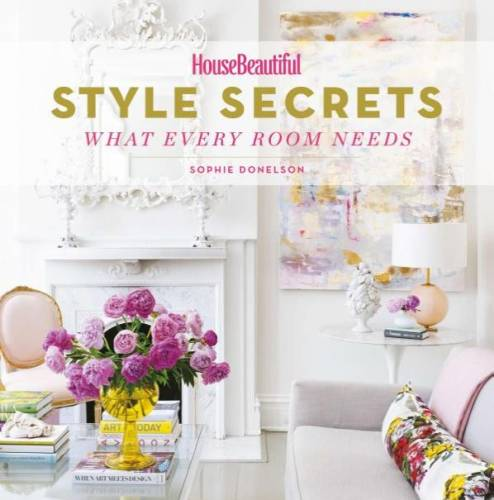 Book Club: House Beautiful Style Secrets