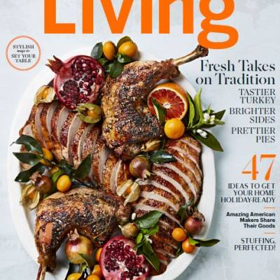 Martha Stewart Living | November 2017