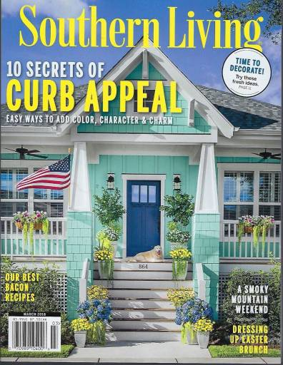 Southern Living - March 2018