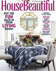 House Beautiful - October 2017