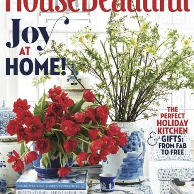 House Beautiful - December/January 2017