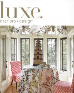 Luxe Interiors + Design February 2016