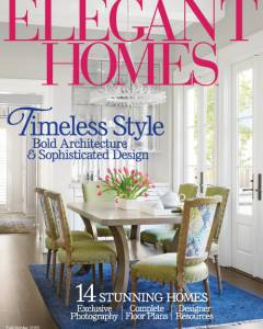 Elegant Homes Fall/Winter 2015