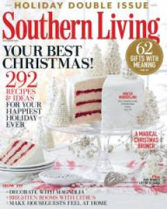 Southern Living December 2015
