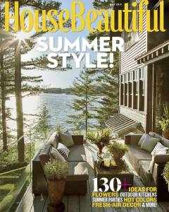House Beautiful - May 2017