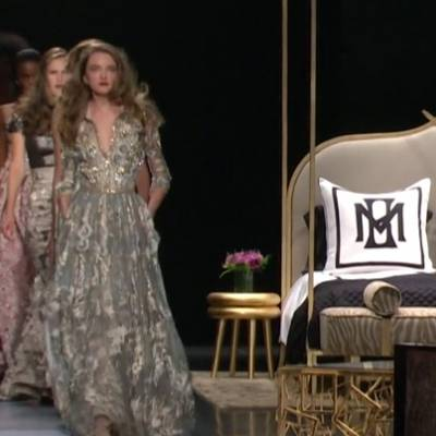 When Fashion and Interiors Collide