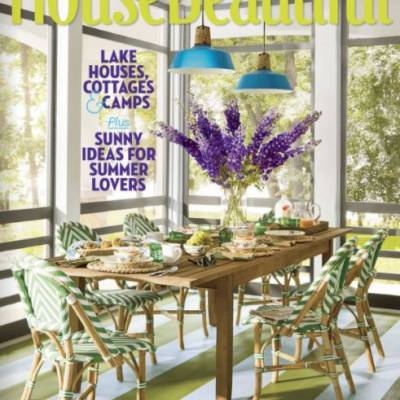 House Beautiful - July/August 2017