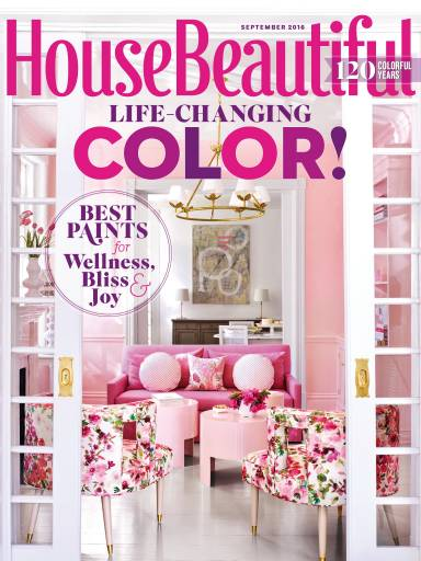 House Beautiful September 2016