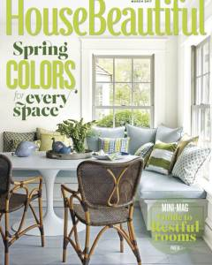 House Beautiful - March 2017