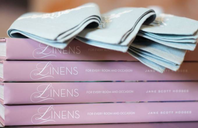 Linens:  For Every Room & Occasion