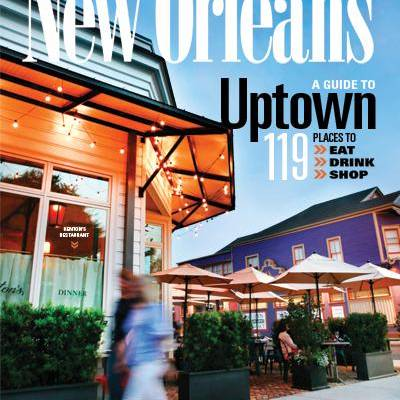 New Orleans Magazine - April 2017