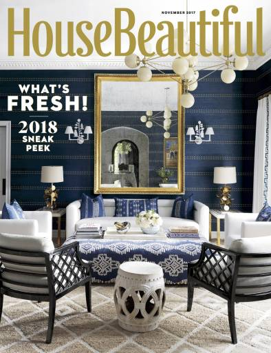 House Beautiful November 2017