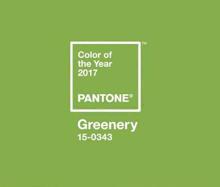 Color of the Year - 2017
