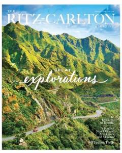 Ritz Carlton Magazine Fall 2016