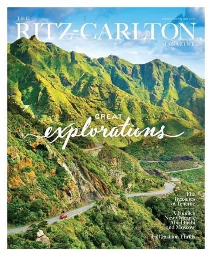 Ritz Carlton Magazine Fall 2016