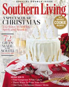 Southern Living December 2016