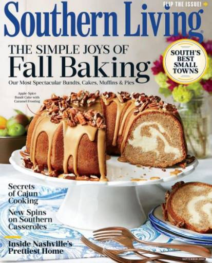 Southern Living September 2016