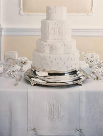 Martha Stewart Wedding Feature