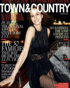 Town & Country November 2015
