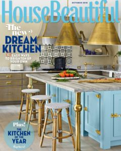 October 2016 House Beautiful