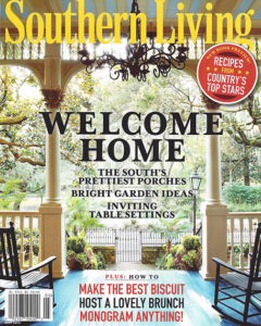 Southern Living Cover May 2014