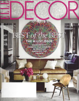 Elle Decor Cover June 2014