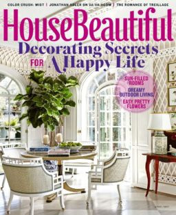 House Beautiful Usa   April 2015 000001