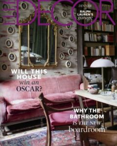 Elle Decor December 2017