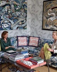 Jane Scott Hodges And Susanna Salk