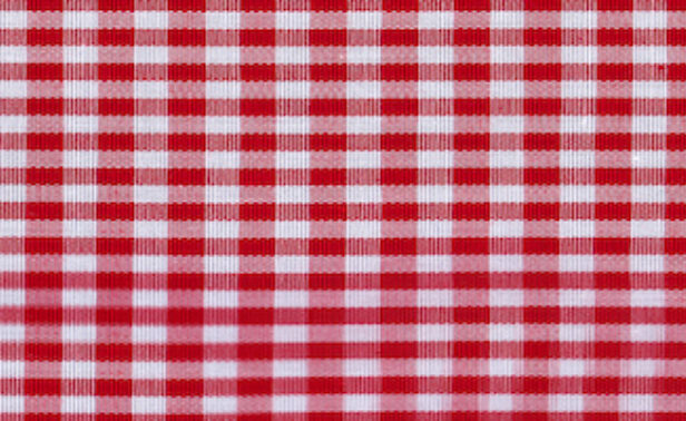Gingham Red Small Edited